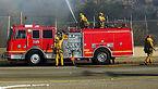 انجام 4 عملیات مهار آتش سوزی در اهواز با تلاش آتش نشانان