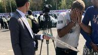 2 شرور تهرانی با تهدید قمه زن جوان را بی عفت کردند + عکس و گفتگو