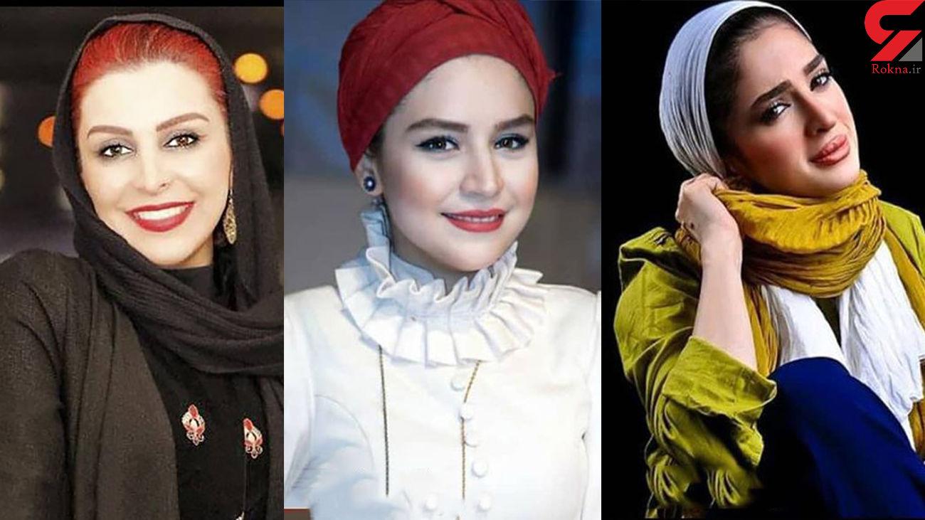 9 خانم بازیگر ایرانی که جوانمرگ شدند / آزاده نامداری آخرین ! + عکس ها
