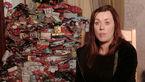 300 هدیه کریسمس یک زن برای 3 فرزندش +تصاویر