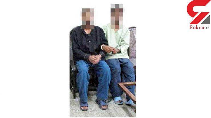 سناریوی سرقتهای سریالی در تهران از زندان کلید خورد + عکس