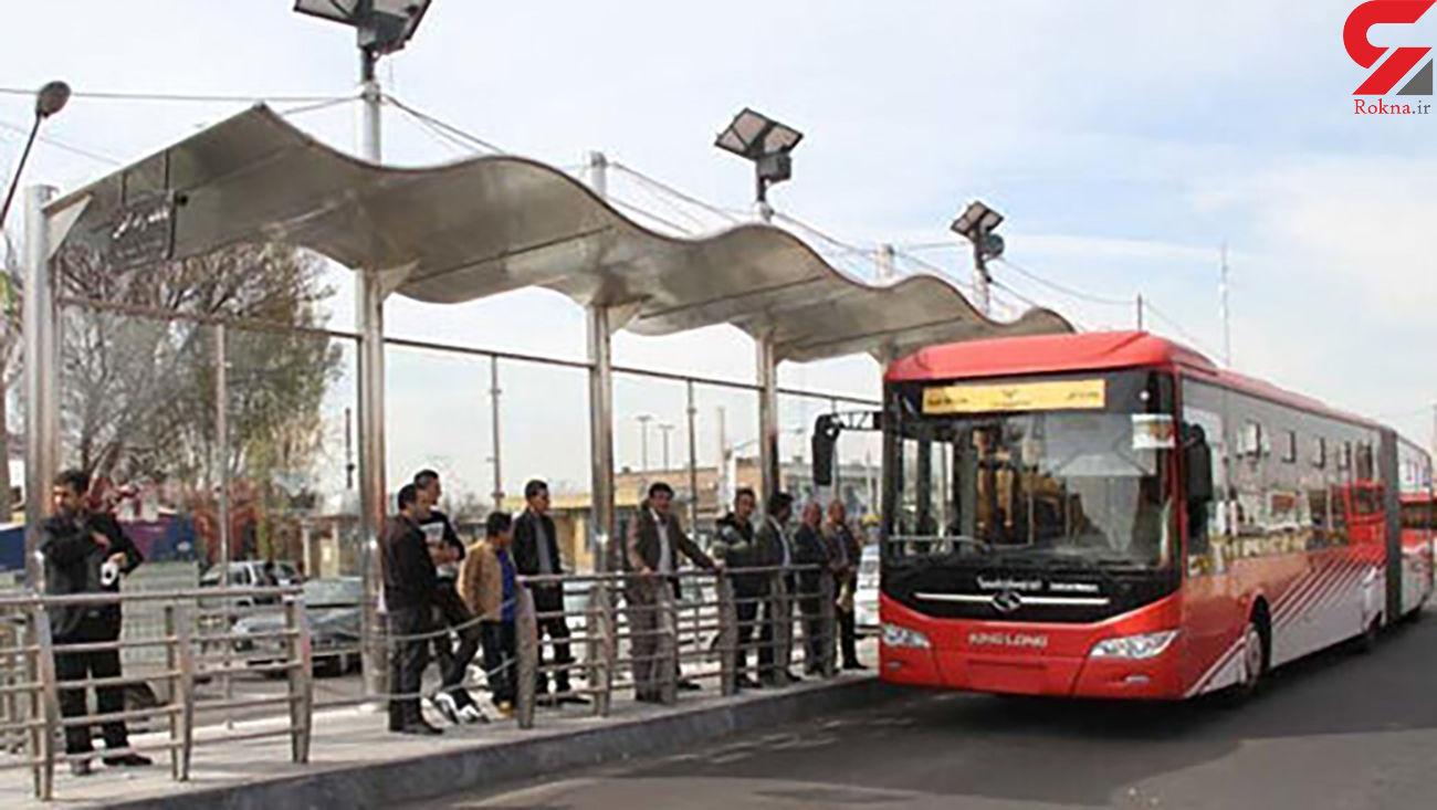 اتوبوسرانی: با سیلی صورت خود را سرخ نگه میداریم
