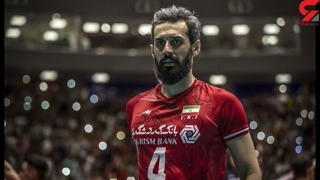 سعید معروف از تیم ملی ایران خداحافظی کرد