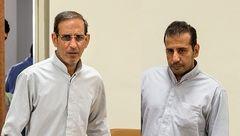 فیلمی از آخرین لحظات اجرای حکم اعدام سلطان سکه و محمد سالم + عکس