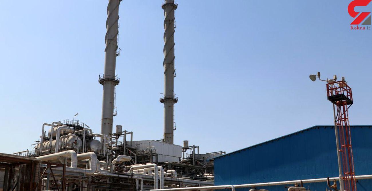 2 دستگاه دیگ بخار جدید ۲۲۷ تنی و آب DM در شرکت پالایش نفت اصفهان ساخته می