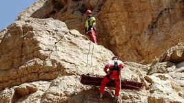 نجات معجزه آسای کوهنورد میانسال در تهران