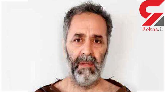 این مرد پلید را می شناسید؟ / او فقط سراغ زنان تهرانی می رفت + عکس چهره باز