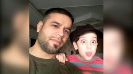 محسن محروقی کجاست؟ / شروین کوچولو یکسال هست که پدر ندارد+ عکس چهره