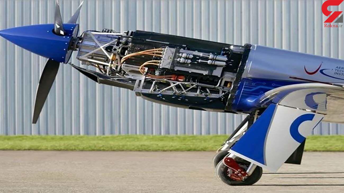 نخستین هواپیمای برقی دنیا را ببینید