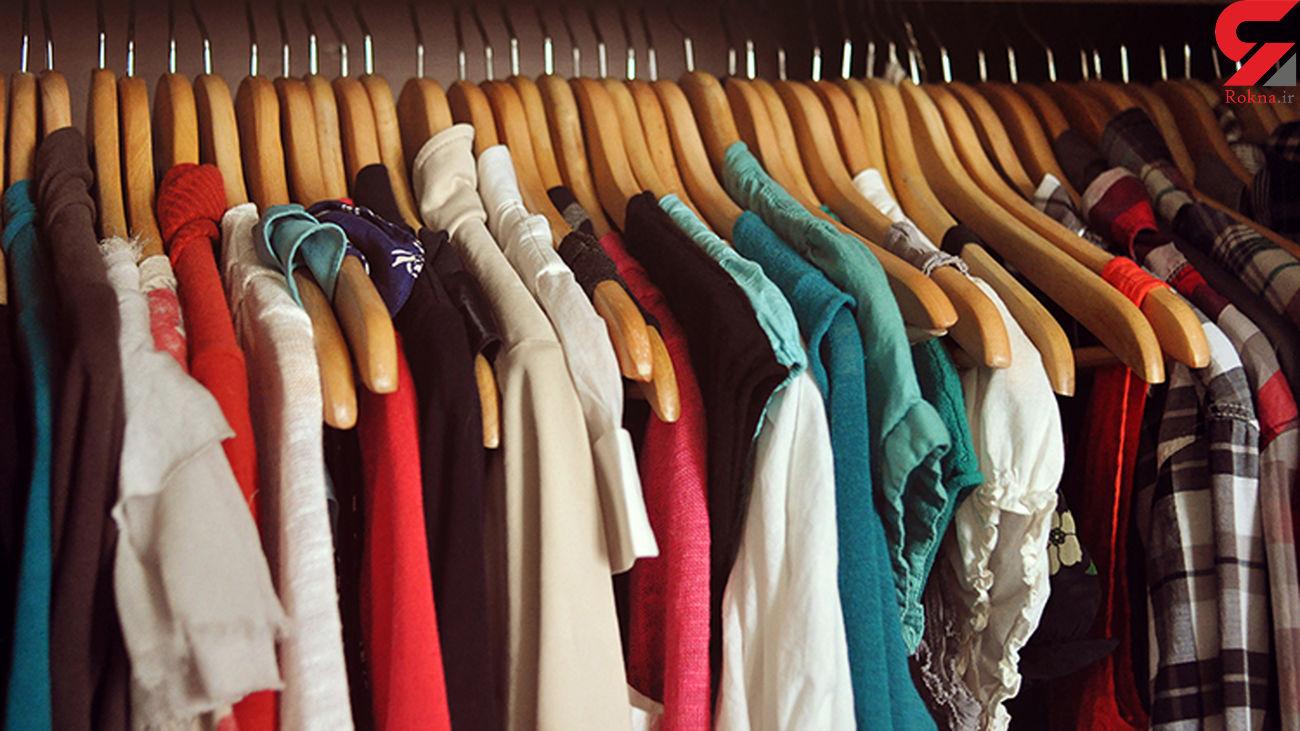 کاهش ۴۰ تا ۶۰ درصدی فروش پوشاک / صادرات صفر شده است