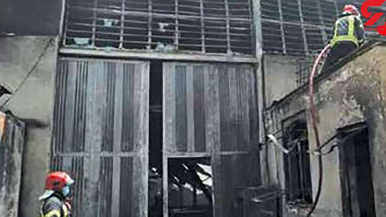 جزئیات مرگ تلخ 2 زن و 4 مرد در میان شعله های آتش / در پردیس رخ داد + عکس