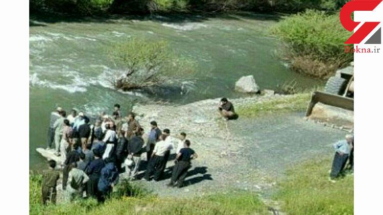 سقوط سواری روآ به رودخانه در سروآباد 4 کشته بر جا گذاشت