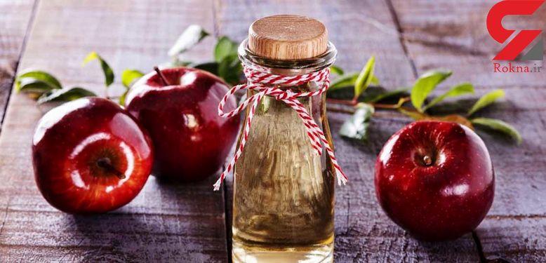 درمان گرفتگی بینی با سرکه سیب +روش استفاده