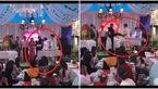 اقدام احمقانه پدر داماد در مراسم ازدواج / عروس فقیر بود +فیلم