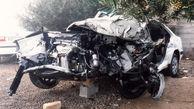 """تصادف مرگبار در """" امام زاده هاشم - رستم آباد """""""