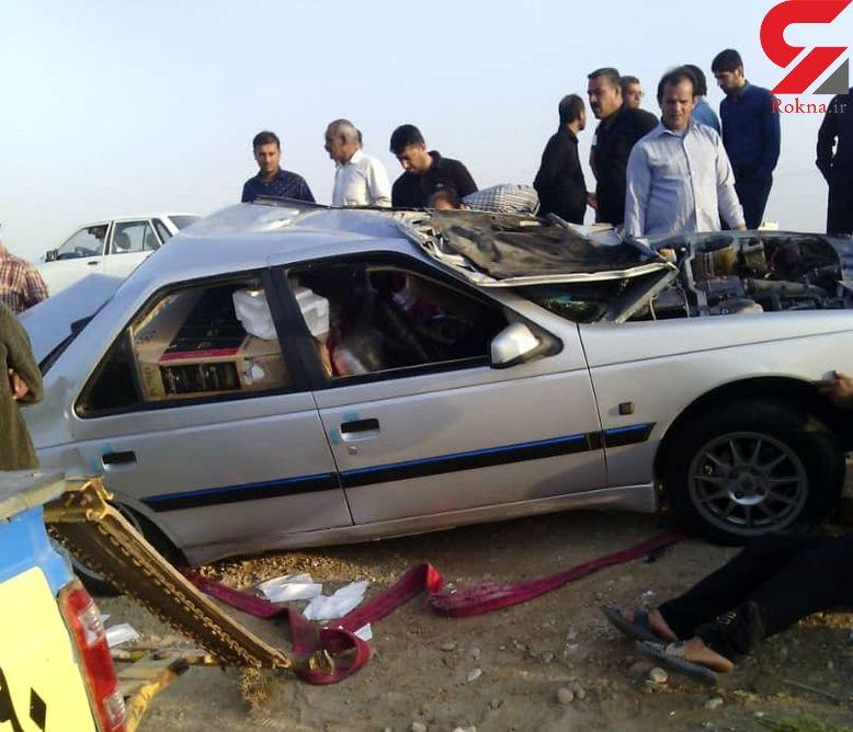 خودروهایی که ساحل نشینان را به کام مرگ می برد