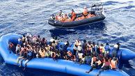 156 پیکر از آب دریا گرفته شد