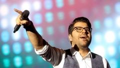 ماجرای رکورد حامد همایون در گینس