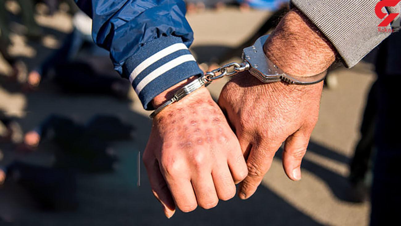 بازداشت 2 قاتل جوان در فنوج / جزئیات قتل مسلحانه 2 پیمانکار بنیاد مسکن
