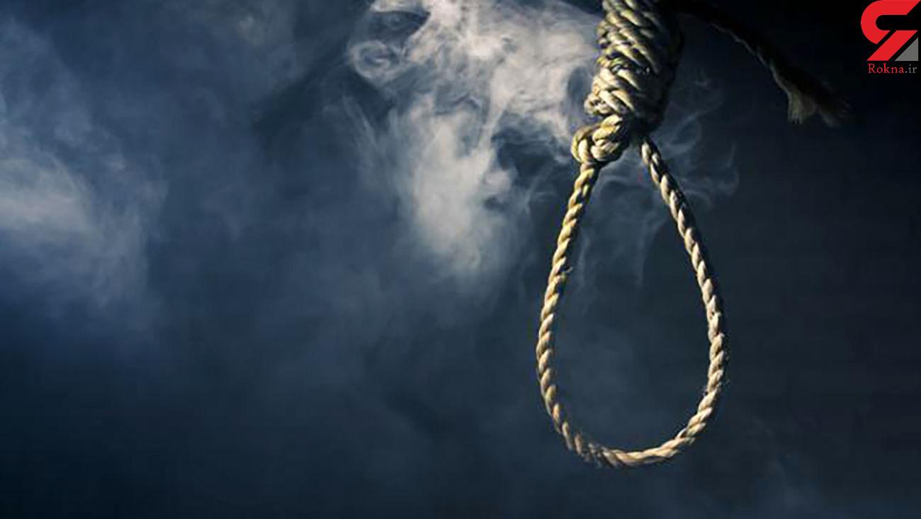 طناب دار قاتل 3 مرد ایلامی پاره شد
