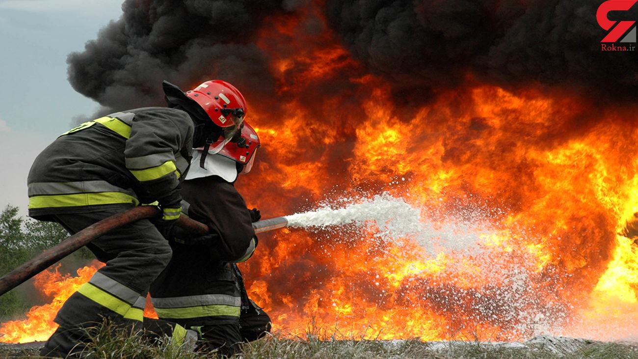 281 عملیات امداد و نجات توسط آتشنشانی مهاباد صورت گرفت