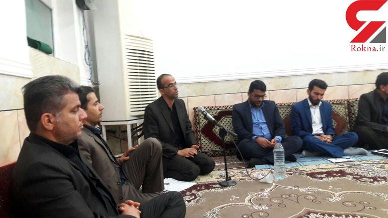 توسعه زیرساختهای عمرانی شهر آبدان شتاب بیشتری گرفته است+تصاویر