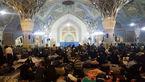 شب وحشت در مشهد چگونه گذشت؟/در بارگاه امام رضا(ع) همه آرام گرفتند + فیلم و عکس