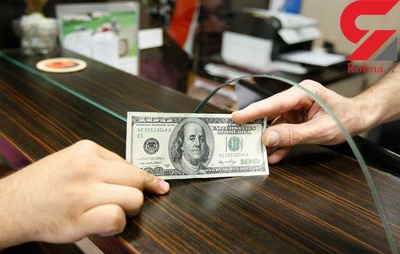 ادامه افزایش نرخ دلار بانکی