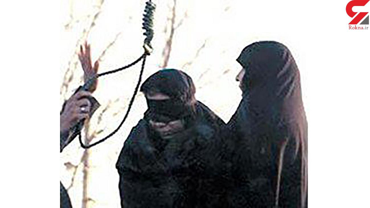 علت اعدام زن تبریزی