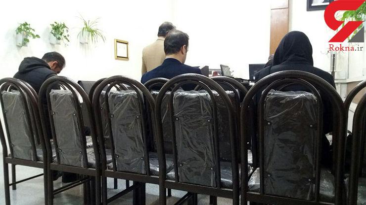آرمان بلایی سرم آورد که دیگر نمی توانم باردار شوم / آزاده این پسر جوان را به دادگاه کشاند+ عکس