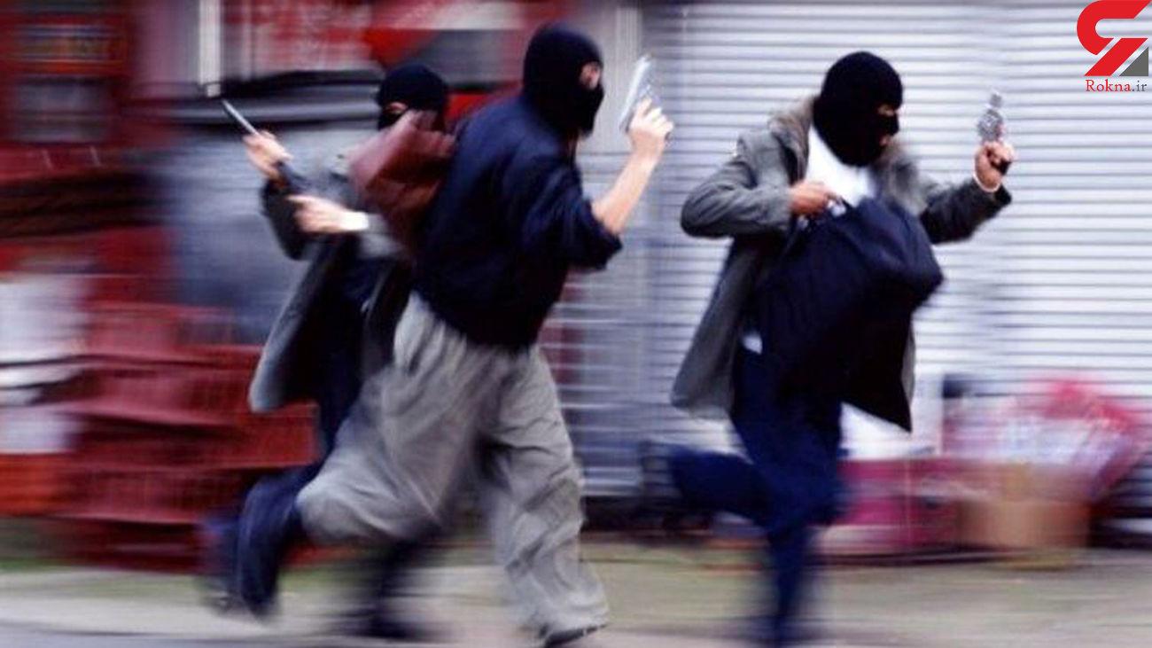 یک سرقت مسلحانه وچندسرقت به عنف در یک روز آبادان / سایه وحشت بر سر آبادانی ها