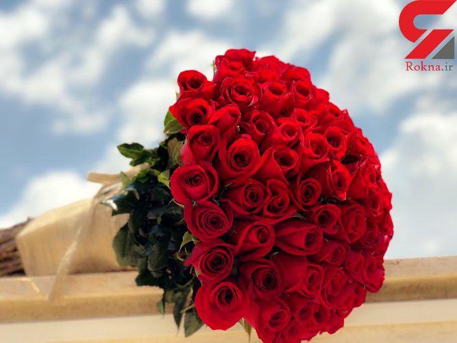 گل های روز عشق از کجا می آیند؟ +فیلم