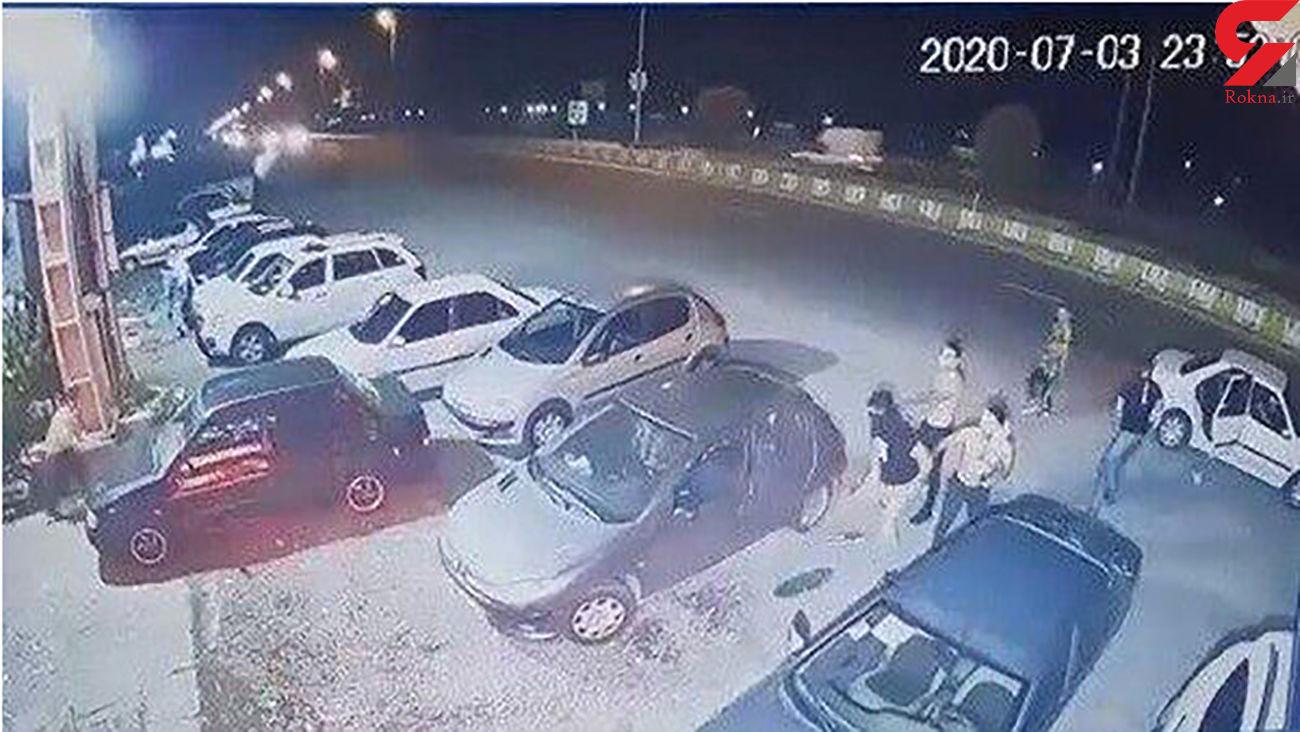 حمله به رستوران در سرخرود از زبان فرمانده انتظامی محمودآباد + فیلم