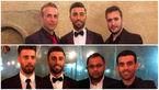 مراسم ازدواج ساده و عجیب فوتبالیست معروف تیم ملی در کرمانشاه! +عکسها