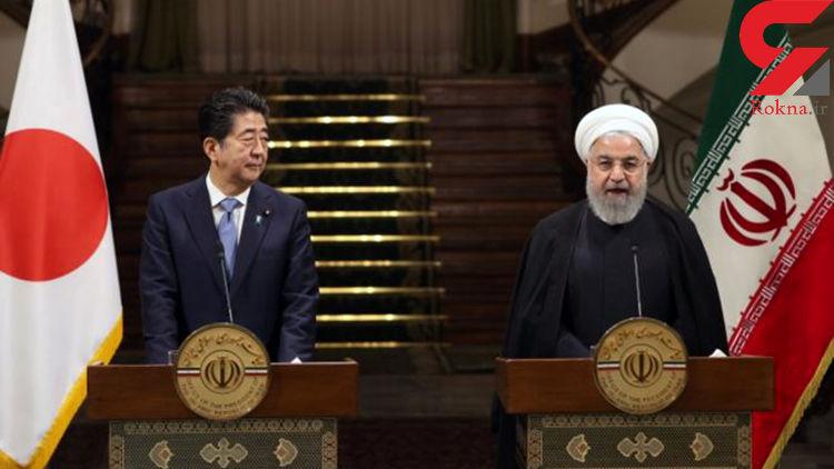 نخست وزیر ژاپن در تهران: ایران باید برای پیشگیری از درگیری تصادفی نقشی سازنده ایفا کند