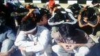 پاتک پلیس به 50 خرده فروش مواد مخدر و معتاد خطرناک+عکس