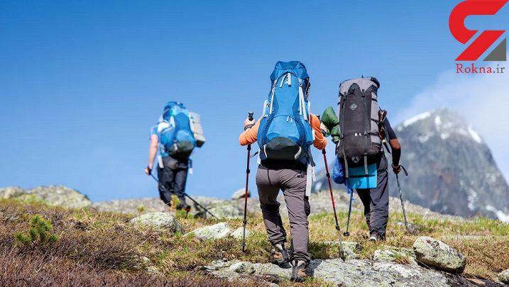 مرگ ناباورانه یک کوهنورد در فسا دوستانش را به دردسر عجیبی انداخت