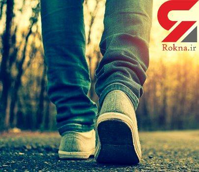 درمان آرتروز زانو با روزانه قدم زدن