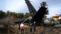 خلبان بوئینگ ۷۰۷ در آخرین ارتباطش با فرودگاه چه چیزی گفت؟