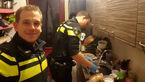 اقدام تحسین برانگیز 2 پلیس مهربان! + عکس
