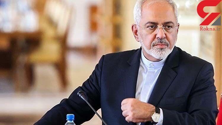ظریف: پامپئو وزیر نفرت است نه وزیر خارجه