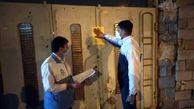 2 انبار غیرمجاز ضایعات در اندیمشک پلمب شدند
