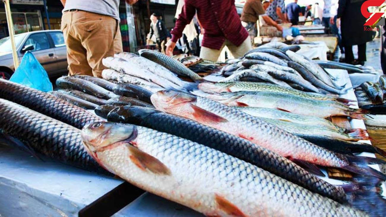 قیمت ماهی و میگو در بازار دوشنبه 3 آذر 99 + جدول