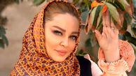 رونمایی بهاره رهنما از دختر زیبای گلفروش در فرشته تهران + عکس