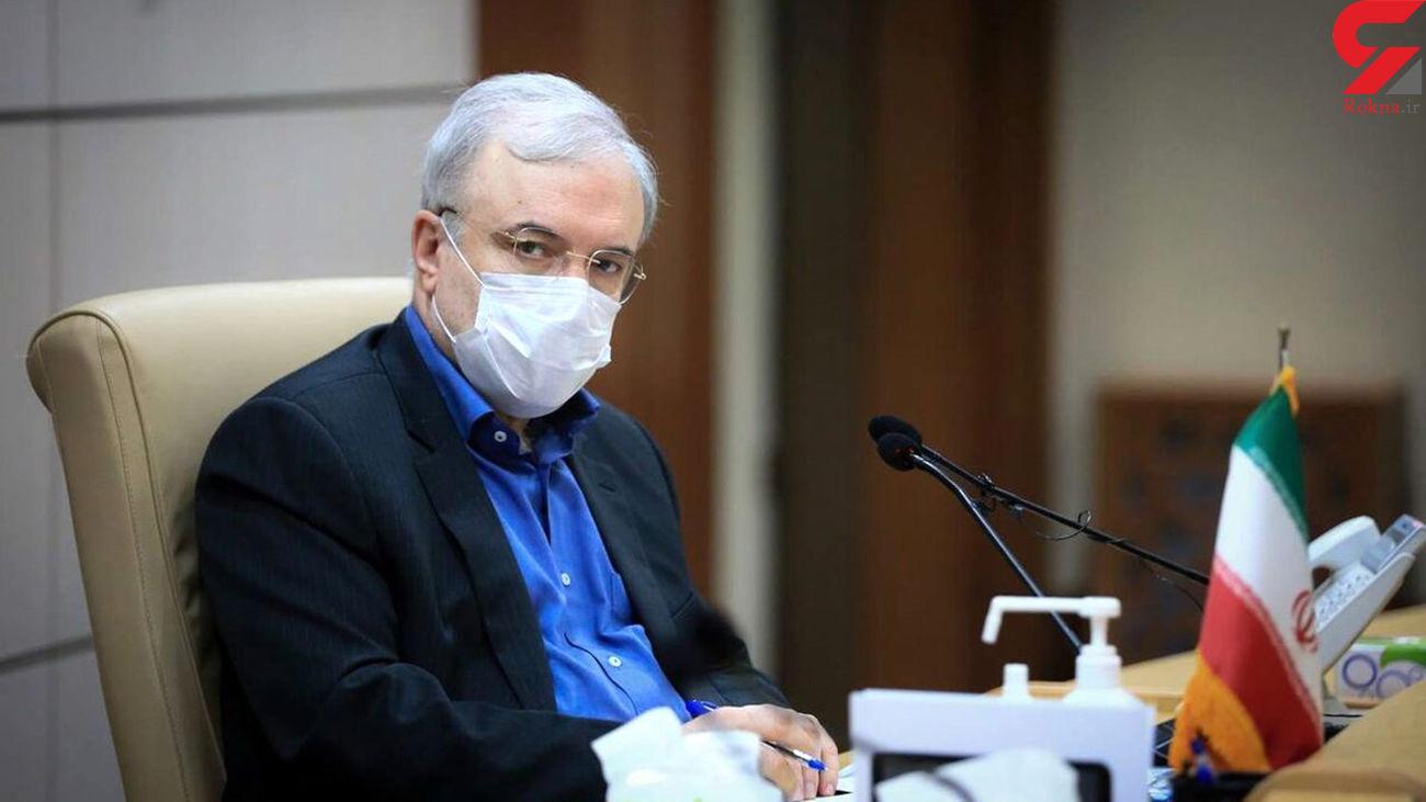 نمکی: وزارت بهداشت مسئول واردات واکسن کرونا نیست