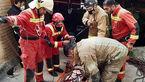 سقوط وحشتناک دختر 13 ساله تهرانی از طبقه سوم خانه شان / علت چیست؟ + عکس