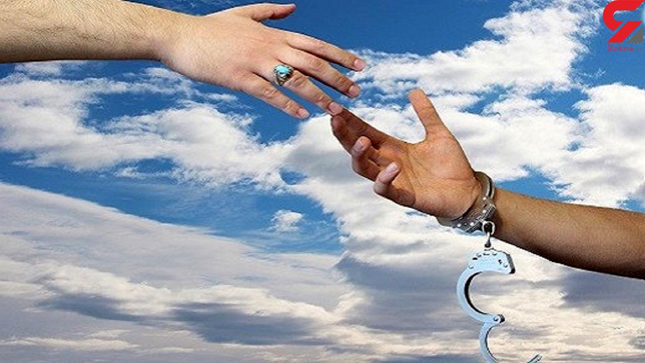 آزادی زندانی بعد از 8 ماه با تلاش شورای حل اختلاف تهران
