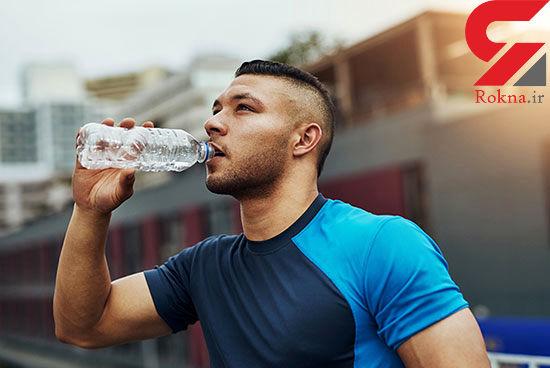 آب خوردن در چه زمان هایی ممنوع است؟