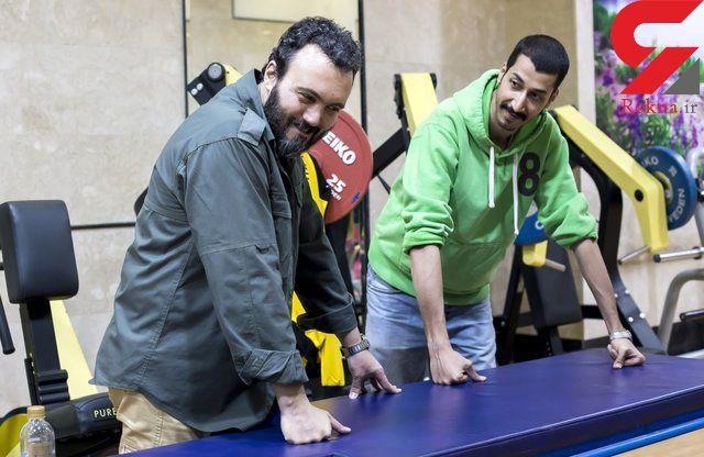 شرایط خاص دو بازیگر معروف پس از جام جهانی +عکس ها