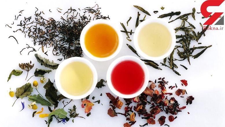 درمان سریع یبوست با نوشیدن چای های گیاهی